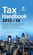 Zurich Tax Handbook 2013 14