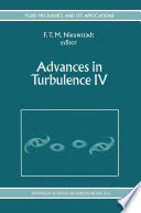 Advances in Turbulence IV