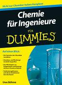 Chemie für Ingenieure für Dummies