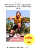 Introduction to Physical Education  Exercise Science and Sport Studies Book