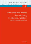 Researching Religious Education: Classroom Processes and Outcomes Pdf