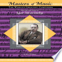 The Life and Times of Igor Stravinsky Book
