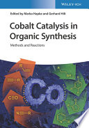 Cobalt Catalysis in Organic Synthesis
