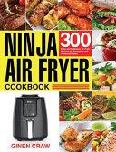 Ninja Air Fryer Cookbook Book