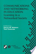 Communications And Networking In Education Book PDF