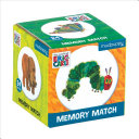 The World of Eric Carle the Very Hungry Caterpillar and Friends Mini Memory Match Game