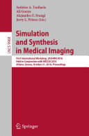 Simulation and Synthesis in Medical Imaging