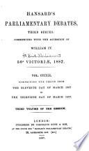 The Parliamentary Debates Book