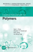Characterization Of Polymers Book PDF