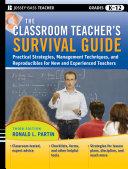 The Classroom Teacher's Survival Guide [Pdf/ePub] eBook