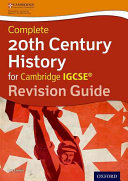 20th Century History for Cambridge Igcse(r)