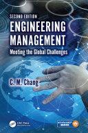 Engineering Management Pdf/ePub eBook