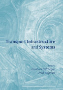 Transport Infrastructure and Systems [Pdf/ePub] eBook