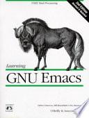Download Learning GNU Emacs Epub