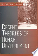 Recent Theories of Human Development