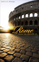 Rome from the Ground Up [Pdf/ePub] eBook