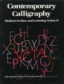 Contemporary Calligraphy Book