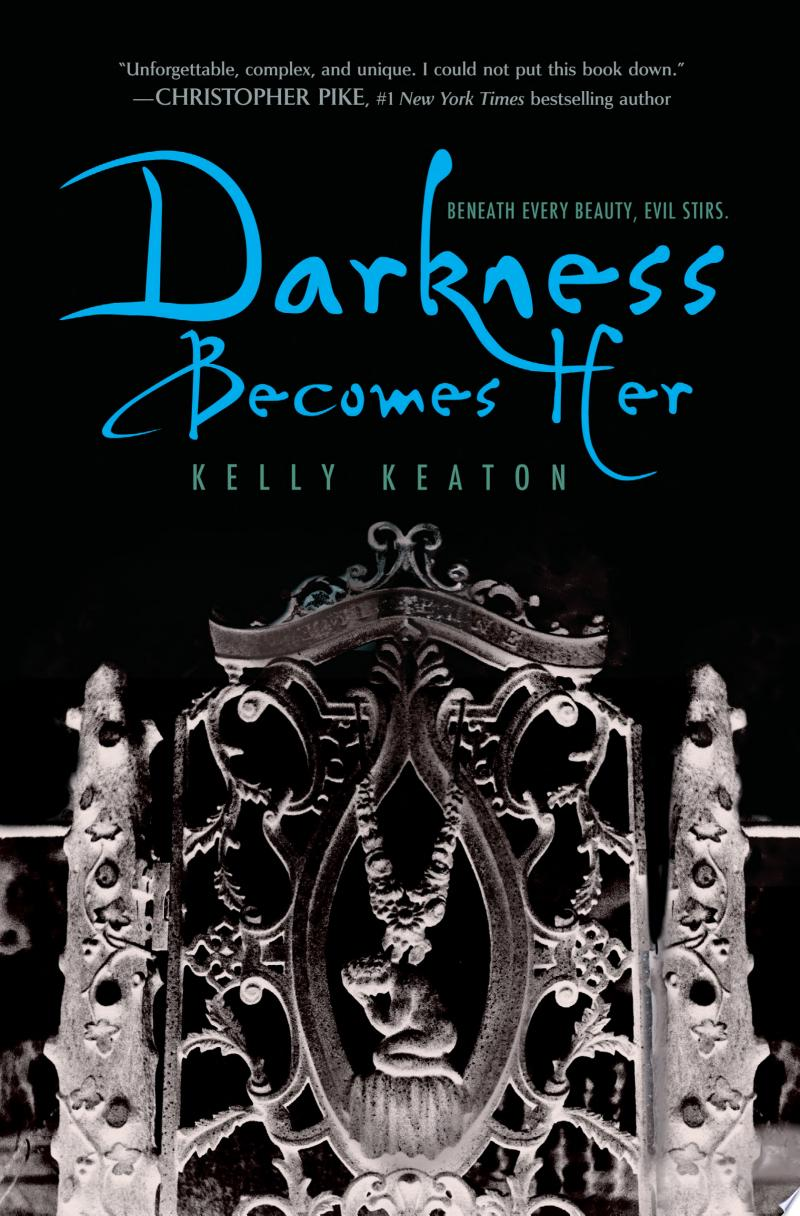 Darkness Becomes Her banner backdrop