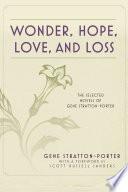 Wonder  Hope  Love  and Loss