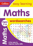 Maths Word Searches Ages 7-9