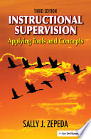 Instructional Supervision Book