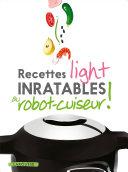 Pdf Recettes light inratables au robot cuiseur ! Telecharger
