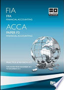FIA Foundations of Financial Accounting   FFA  Kit