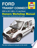 Ford Transit Connect Diesel (02-10)