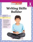 Scholastic Study Smart Writing Skills Builder Level 3