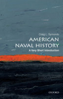 American Naval History  A Very Short Introduction
