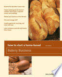 How to Start a Home Based Bakery Business