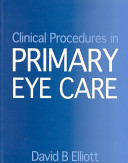 Clinical Procedures In Primary Eye Care Book PDF