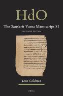 The Sanskrit Yasna Manuscript S1