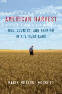 American Harvest Pdf/ePub eBook