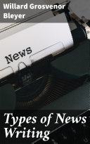 Types of News Writing Pdf/ePub eBook