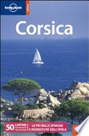 Guida Turistica Corsica Immagine Copertina