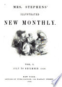 Mrs  Stephens  Illustrated New Monthly