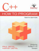 C++ How to Program