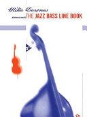 The Jazz Bass Line Book Book PDF