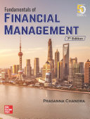 Fundamentals of Financial Management   7th Edition