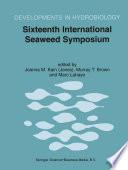 Sixteenth International Seaweed Symposium