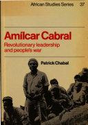Pdf Amilcar Cabral