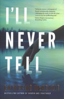 link to I'll never tell in the TCC library catalog