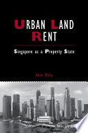 Urban Land Rent Book