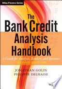 The Bank Credit Analysis Handbook