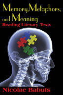 Memory, Metaphors, and Meaning Pdf/ePub eBook
