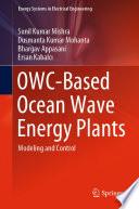 OWC Based Ocean Wave Energy Plants