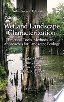Wetland Landscape Characterization