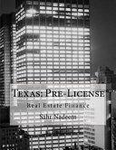 Texas  Pre License