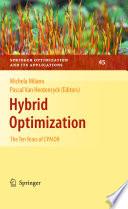 Hybrid Optimization